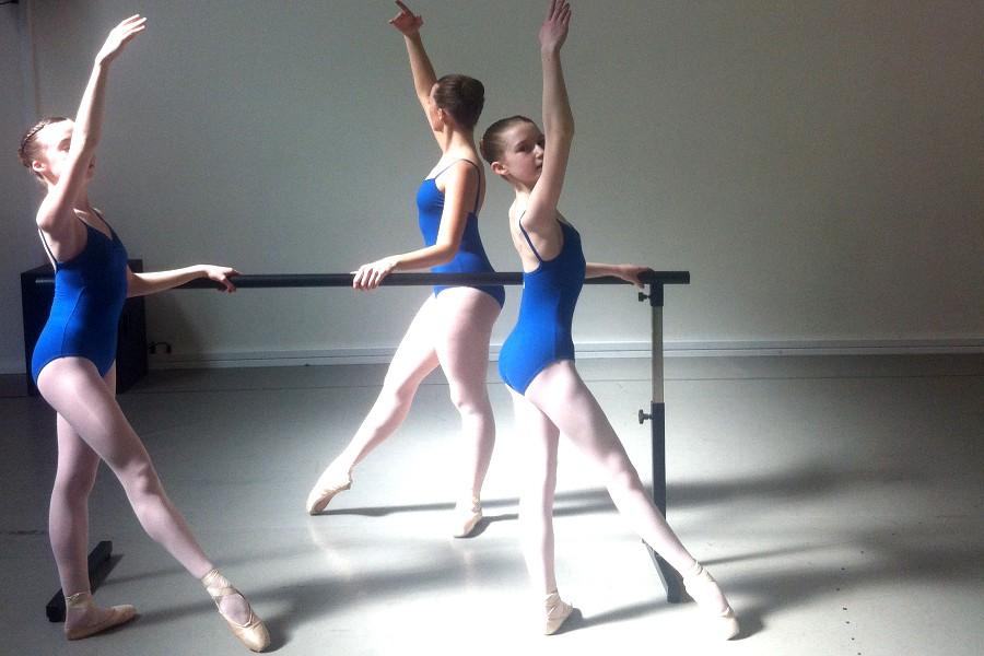 Ballet Examinations   Metropolitan School of Dance, Ballet